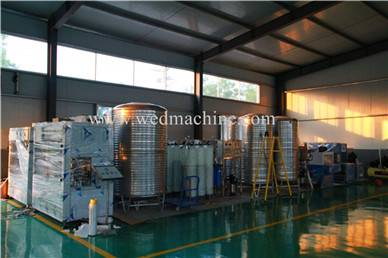 Shampoo Mixing Machine
