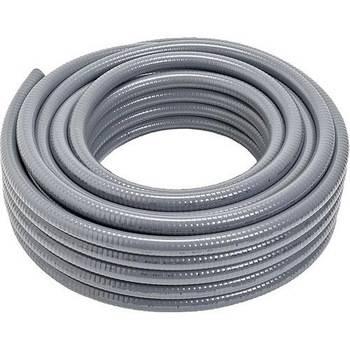 Liquid tight flexible metal conduit with PVC coating