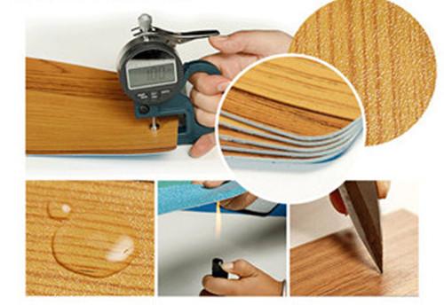 1.0 Commercial PVC Flooring