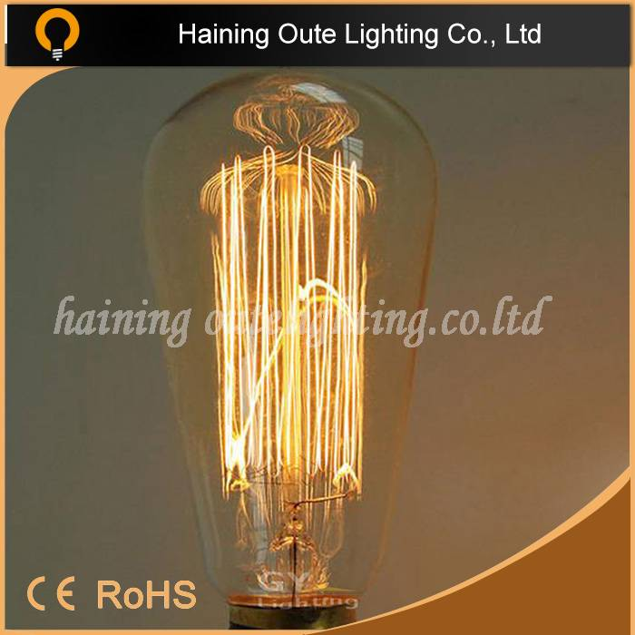 New product custom filament antique edisonbulb popular vintage lighting
