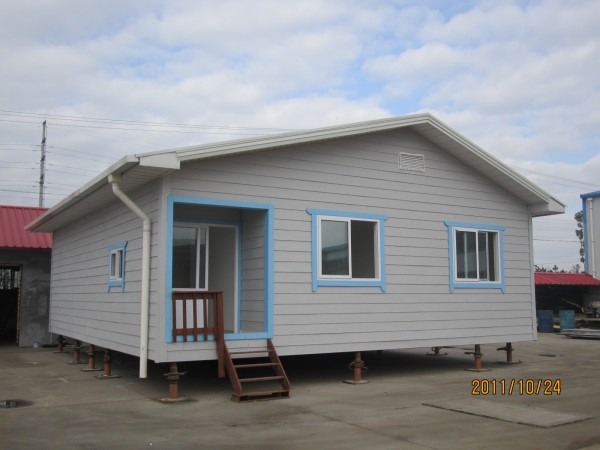 High Strength Ecology Prefabricated House