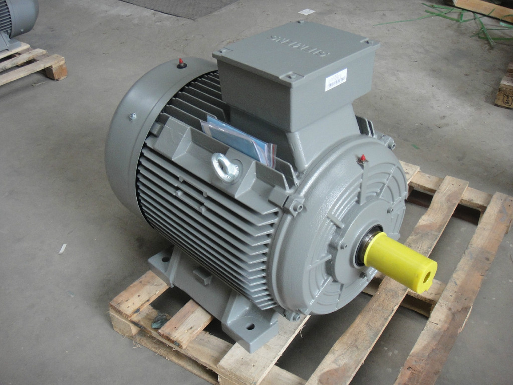 SIEMENS 1LE series 0.55kw~315kw 3 phase asynchronous AC motor