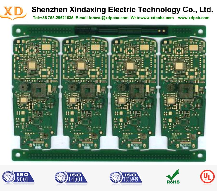 HDI PCB Board Design And Manufacture