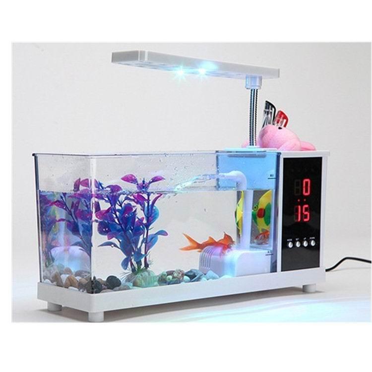 KangWei KW2014A mini custom-made pvc akvarium fish tank ornaments