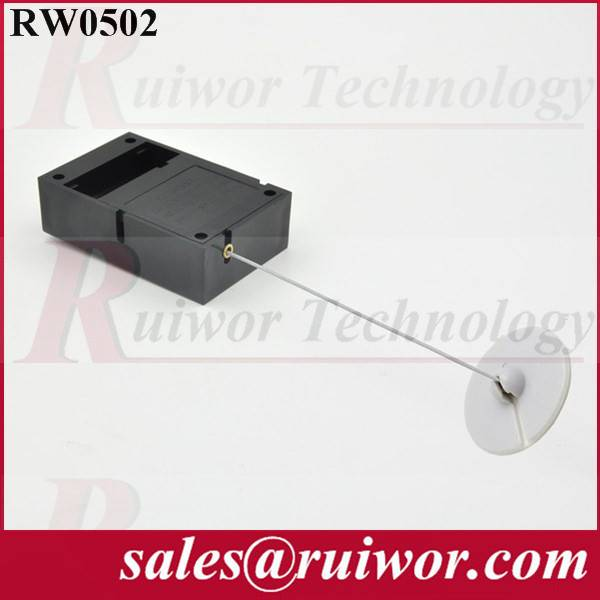RW0502 Retail Security Tether, security anti theft recoilers