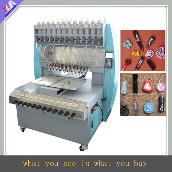 professional and popular pvc zipper head making machine