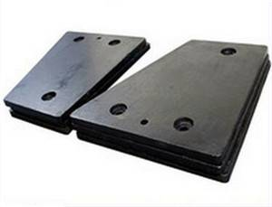 Impact Crusher Cheek Plates Liner Plates Side Plates For Stone Crusher Machine Mining Machine Parts