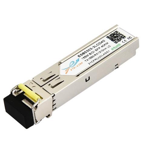 155M SM 40KM BiDi SFP Transceiver