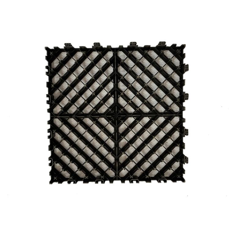 plastic garage net floor tiles interlocking outdoor plastic deck floor mat tiles plastic covering
