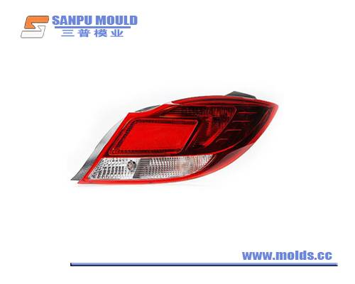 Automobile light mold