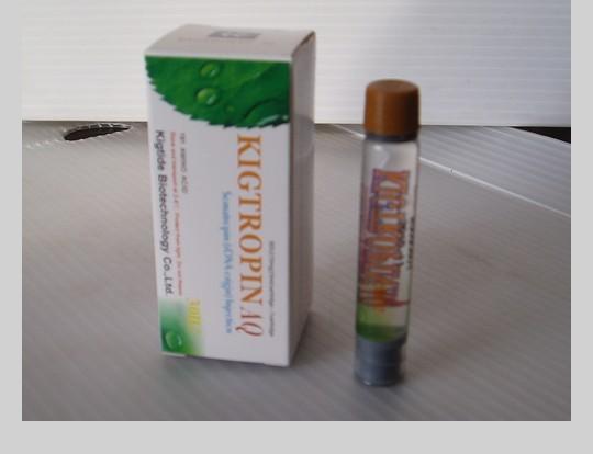 Kigtropin AQ 30iu/vial