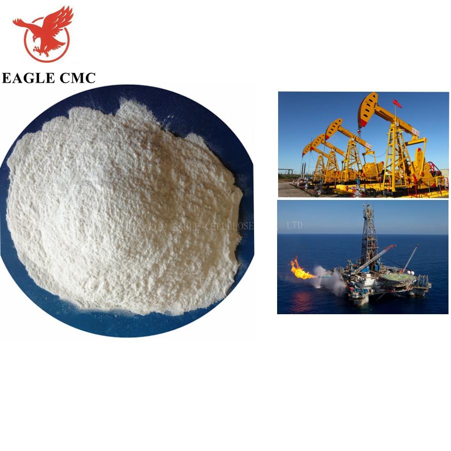 Oil Drilling Grade Cmc Powder Anqiu Eagle Cellulose Co