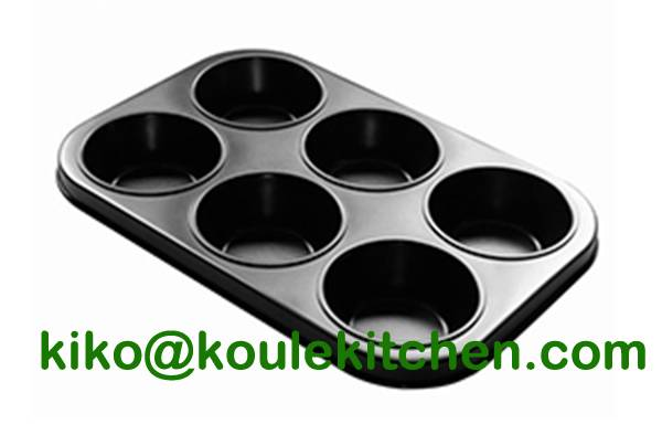 6cups Cake Tray