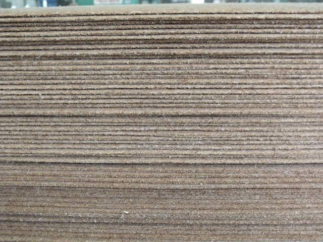Natural Fiber Composite Board
