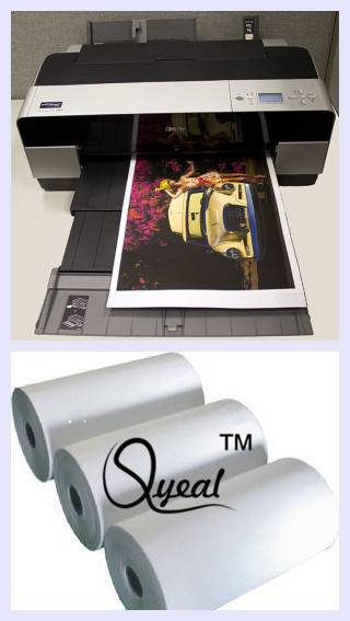 PP Synthetic paper for destop printer