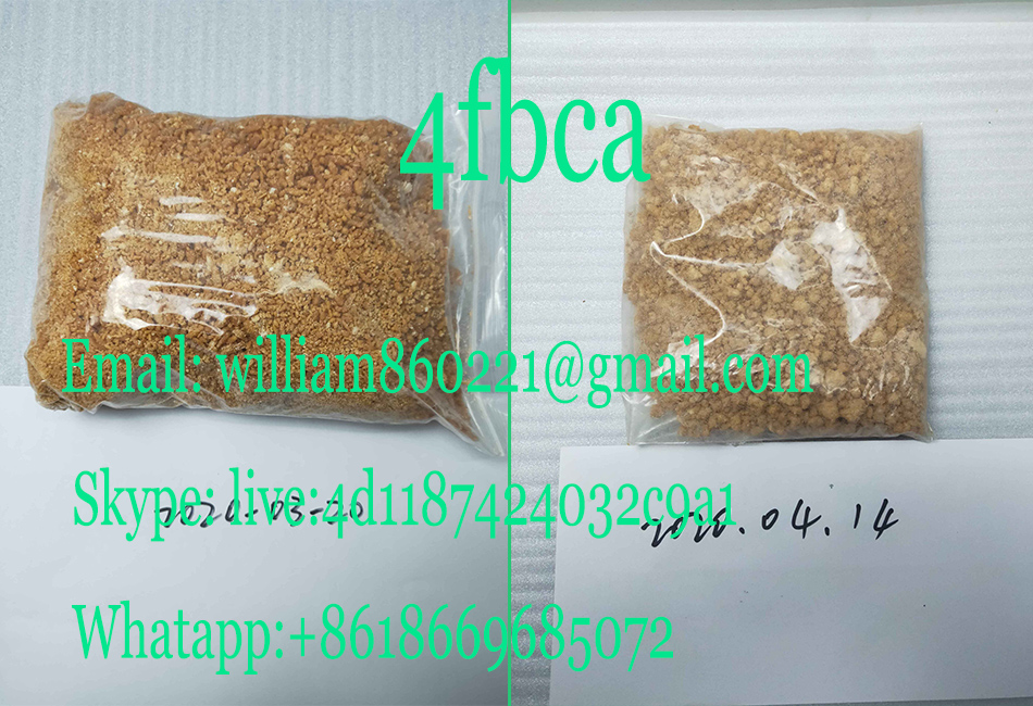 best stimulant 4fbca Fine power brown yellow 4fbca hot sell in USA UK strongest cannabinoid 4fbca