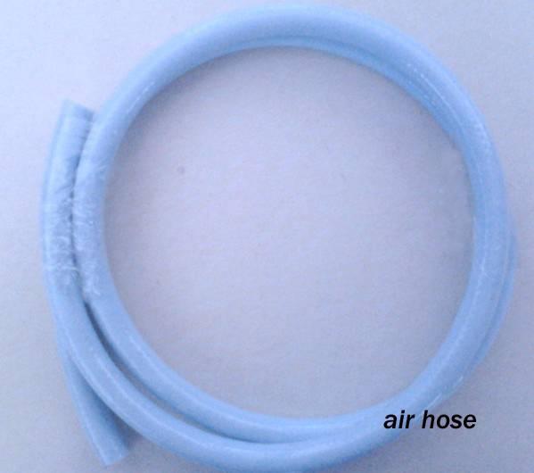 PVCfiber reinforced shower hose