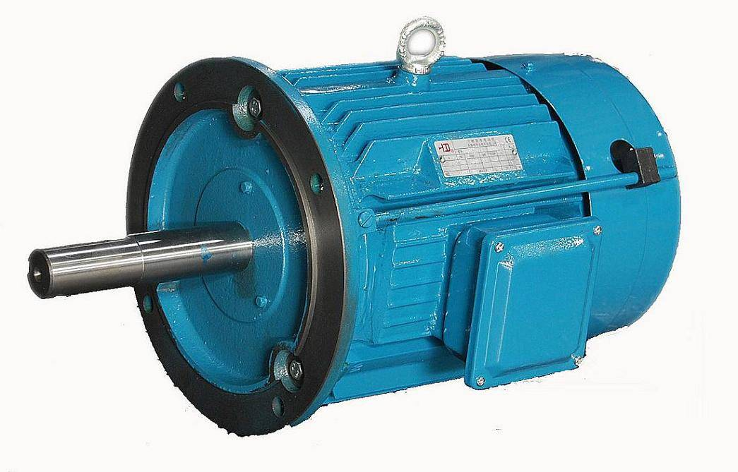 Y2GW high temperature-resistant Motor (H80~355)
