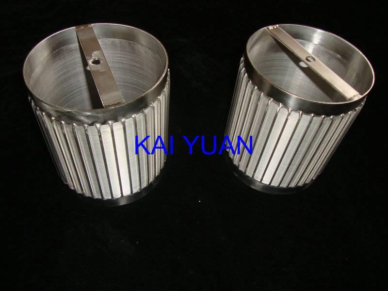 wedge wire cylinder