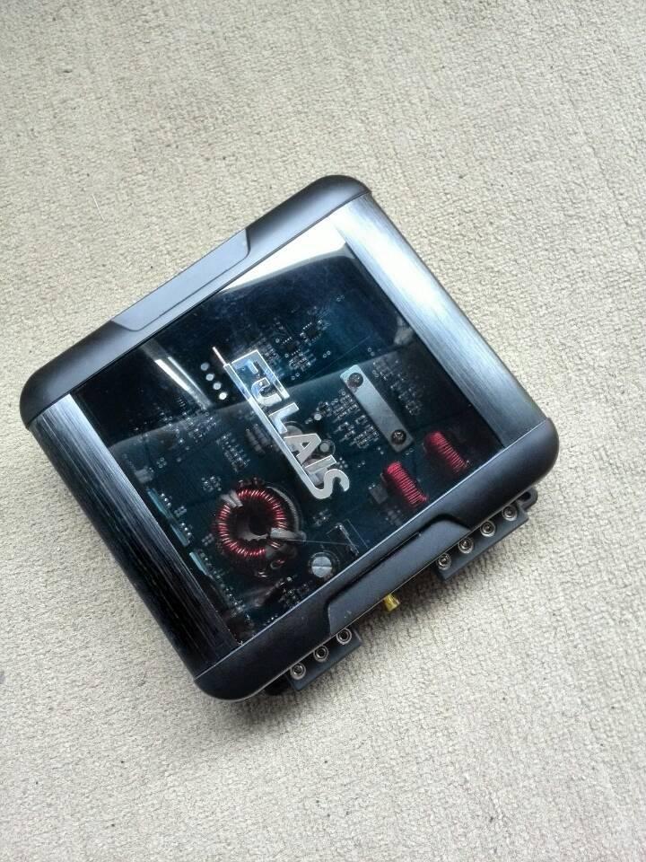 Digital 75W 2 Channel Car Amplifier in small size