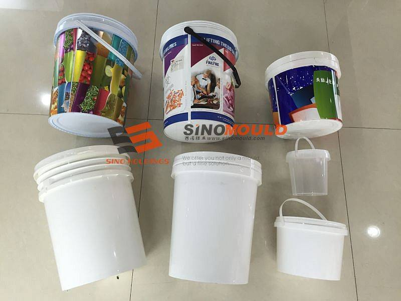 Painting Bucket Mould