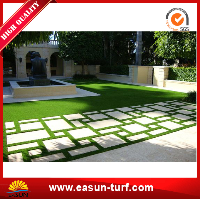 Swimming Pool Fake Lawn Artificial Grass for Landscaping-MY