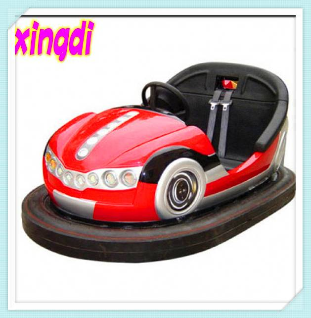 2016 new design F1 model battery powered bumper car