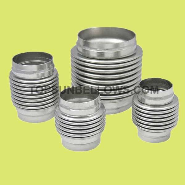 Stainless Steel Flex Couplers Vibrant Bellows