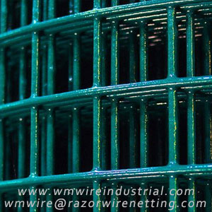 welded wire mesh ----- WM Wire Industrial