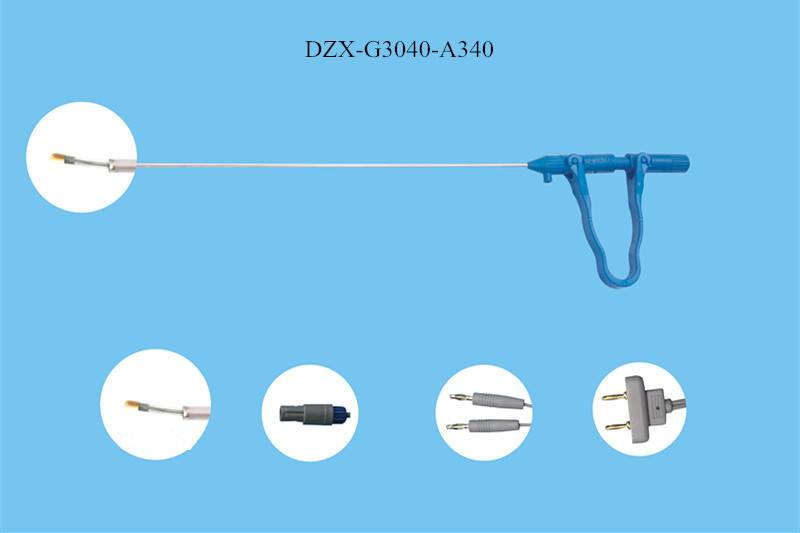 DZX-G3040-A340 Endoscopic vaporization, ablation, hemostasis knife