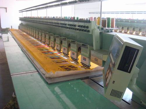 recondition embroidery machine