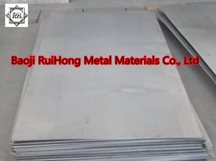 Gr5 Titanium sheet/titanium alloy sheet/titanium sheet