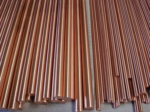 CW103C Cobalt Nickel Beryllium Copper Rod