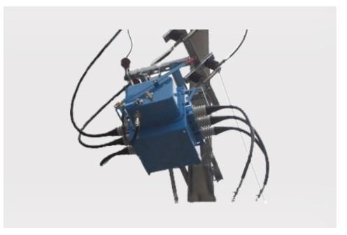 RSW type pole mounted vacuum sectionalizer