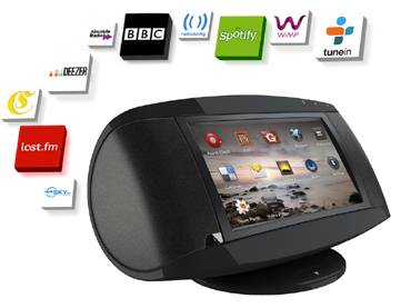 7 inch Middle Range Android Bluetooth Music Player