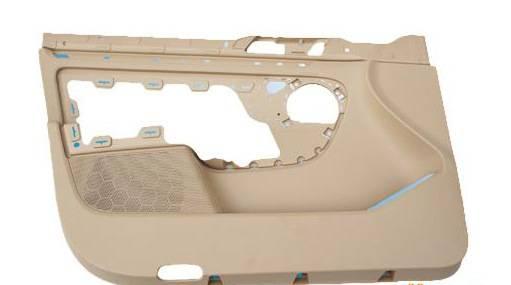 Custom automotive DOOR PANEL mold competitive price