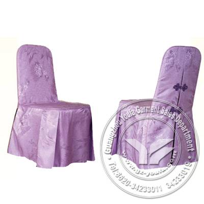 2014 hot sale polyester chair cover for restaurant