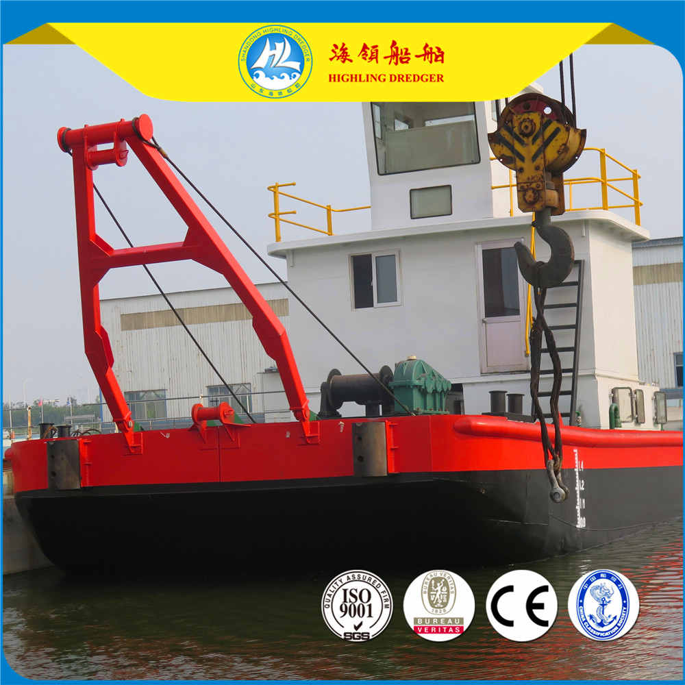 Multifunction Service Work Boat