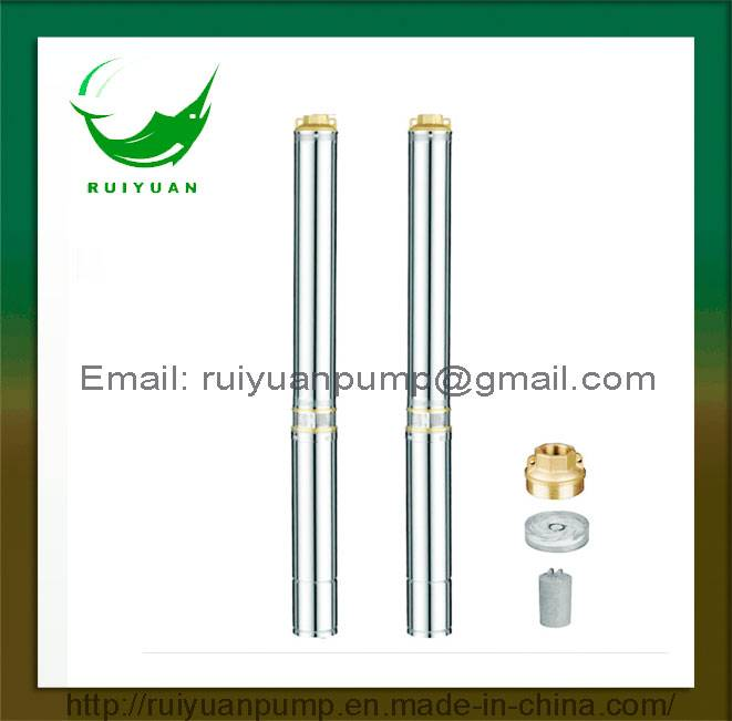 3'' 1HP High Head Cheap Price Deep Well Submersible Pump Stainless Steel Water Pump for Farm