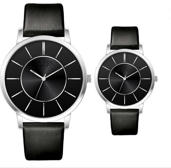 Yxl-713 Fashion Leather Belt Couple Watch for Girls Gift, Pretty Lace Pattern Watches