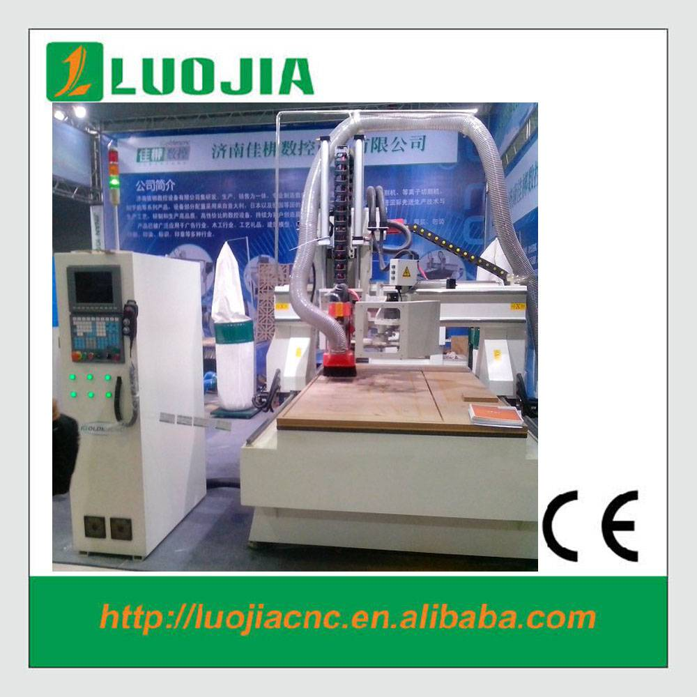 European quality cnc router atc with best price and configuration