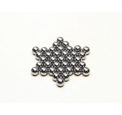 Taian Xinyuan, Chrome Steel Balls, E52100/SUJ2/GCr15/100Cr6/1.3505, 1.588 to 31.75mm