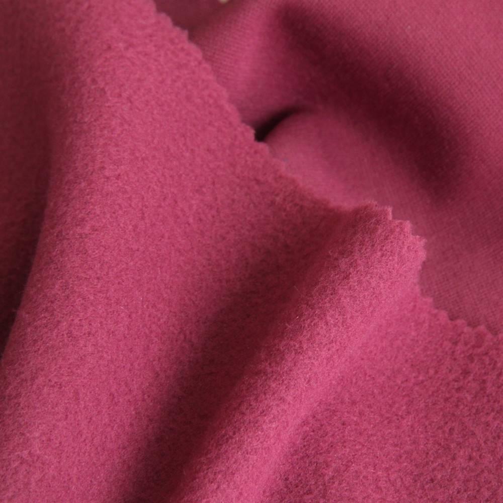 100% Polyester Polar fleece