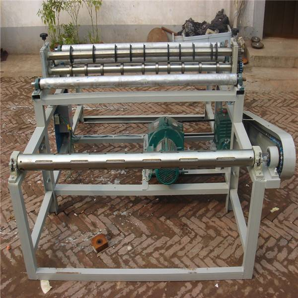 metal wire mesh slitting machine filter paper slitting machine
