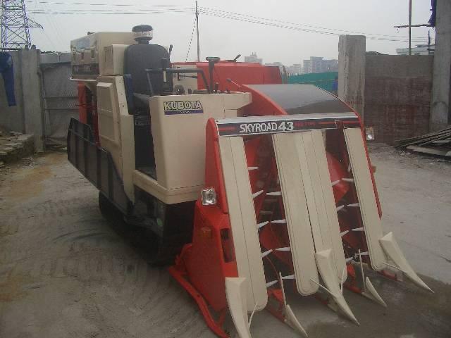 used combine harvester R1-43