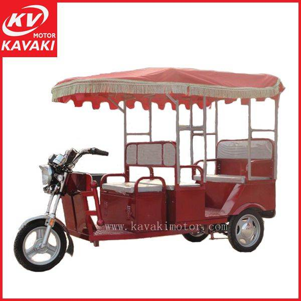 India MarketThree Wheel Adult Electric Tricycle For India