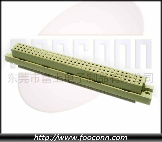 DIN41612 Connector 64Pin Famale Straight DIP