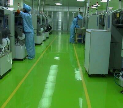 TPU-3094 Anti-static epoxy self-leveling top coating