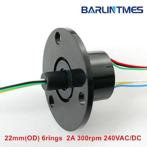 22mm  Diameter Capsule Slip Ring