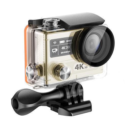 "action camera T8Rse 4K30/2.7K30/1080p60/720p120 2"" Screen + Status Screen + Wifi + 170-degree Lens"
